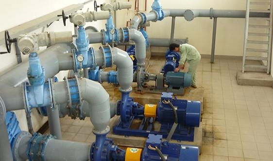 Điều chỉnh quy hoạch cấp nước vùng ĐBSCL