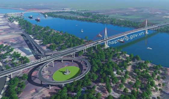 """Danh mục những công trình giao thông trọng điểm đưa Hải Phòng """"cất cánh"""" được đề xuất"""