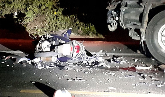 3 người chết trong 4 giờ vì tai nạn giao thông