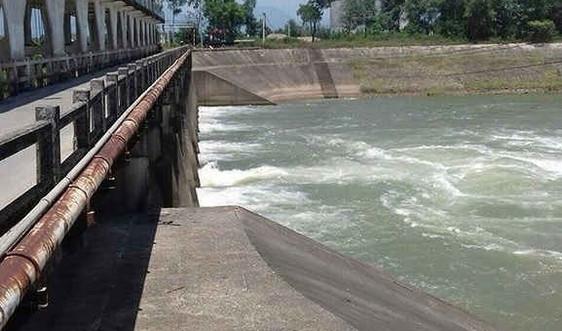 Đà Nẵng: Mực nước sông Vu Gia hạ thấp, cấp nước cho sinh hoạt và sản xuất gặp khó