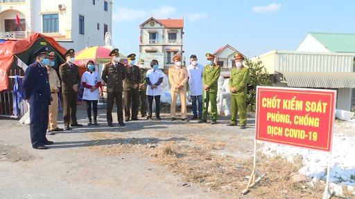 Bắc Ninh: Dừng hoạt động các Chốt kiểm soát dịch bệnh COVID-19 cấp tỉnh