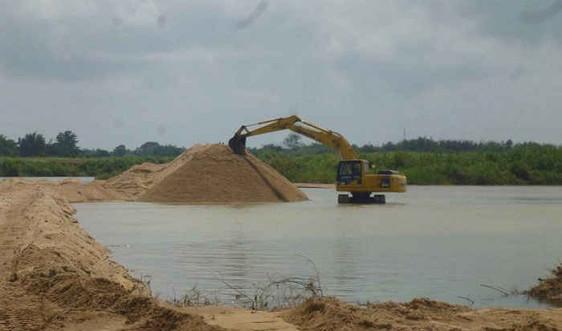 Thanh tra Chính phủ 'điểm mặt' loạt sai phạm khai thác cát tại Hòa Bình