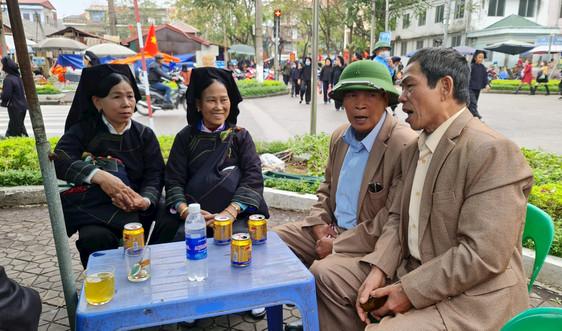 """Hội hát Sli của người Nùng tại Lạng Sơn trong """"mùa dịch"""" Covid 19"""