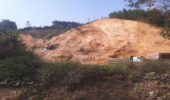 Hòa Bình: Hàng loạt vi phạm về bảo vệ môi trường trong khai thác khoáng sản