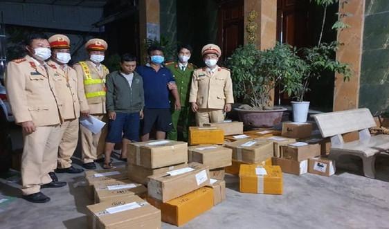 Thanh Hóa: Gần 3.000 điện thoại iPhone không rõ nguồn gốc bị bắt giữ
