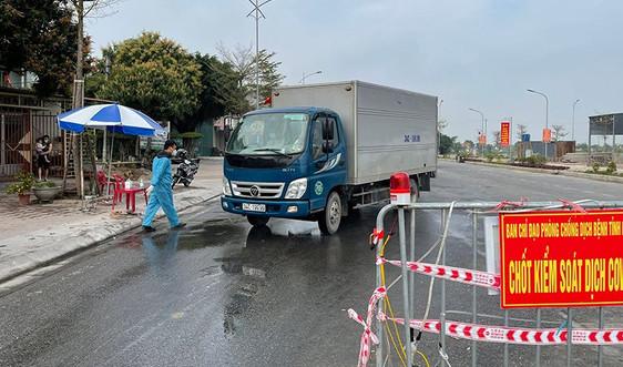 TP.Chí Linh tiếp tục giải pháp quyết liệt phòng chống dịch Covid – 19