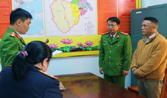 Quảng Bình: Khởi tố Trạm trưởng Trạm quản lý bảo vệ rừng Trường Sơn