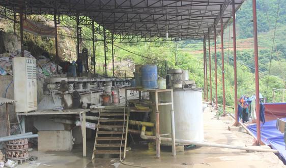 Điện Biên: Tai nạn lao động ở mỏ chì khiến một thanh niên tử vong