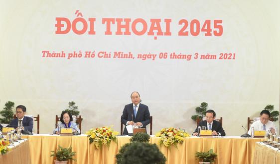 Việt Nam 2045: Bức tranh đẹp ai cũng có cơ hội đặt nét vẽ lên