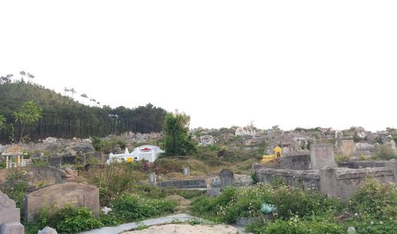 Huế: Giải phóng mặt bằng nghĩa địa để xây dựng công viên văn hóa