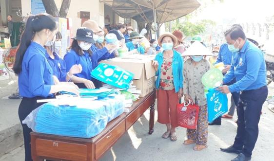 Quảng Ngãi khởi động Tháng thanh niên 2021: Giảm thiểu rác thải nhựa trong cộng đồng