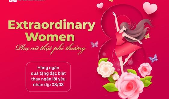 SeABank tri ân những người phụ nữ nhân ngày 8/3