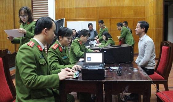 Thừa Thiên Huế: Đẩy nhanh tiến độ cấp căn cước công dân