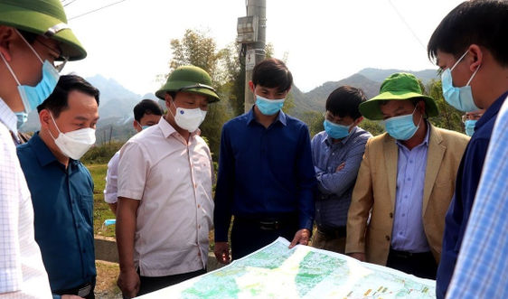 Lai Châu: Cần đẩy nhanh GPMB Dự án kết nối giao thông các tỉnh miền núi phía Bắc