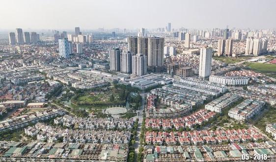 Văn Phú - Invest mọi công trình đều bắt đầu bằng công thức xanh