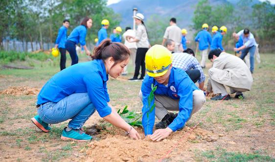 Thanh niên trong các phong trào bảo vệ môi trường