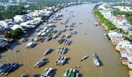 Hưởng ứng Ngày quốc tế hành động vì các dòng sông: Hợp tác quốc tế xử lý ô nhiễm môi trường