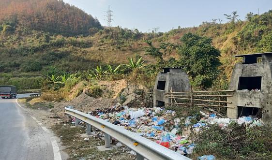 Sìn Hồ - Lai Châu: Lãng phí lò đốt rác tập trung ở xã Chăn Nưa