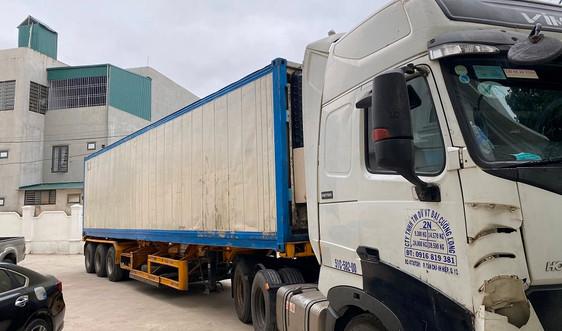 Kinh doanh trên 9 tấn nầm lợn không rõ nguồn gốc, đối tượng bị xử phạt 90 triệu đồng
