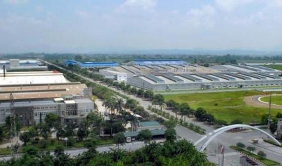 Đầu tư dự án hạ tầng kỹ thuật KCN Tam Dương I - khu vực 2 (Vĩnh Phúc)