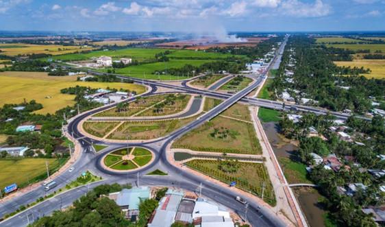 Tập trung nguồn lực phát triển kết cấu hạ tầng giao thông vùng ĐBSCL