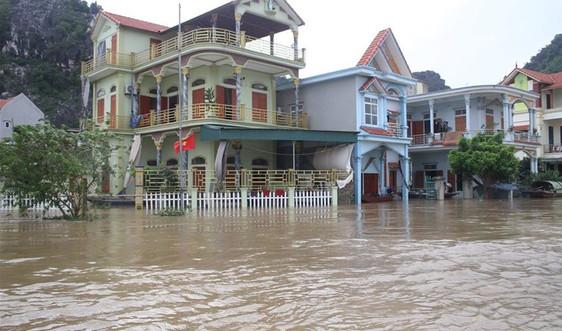 Nho Quan (Ninh Bình): Xây dựng phương án phòng chống thiên tai và tìm kiếm cứu nạn năm 2021