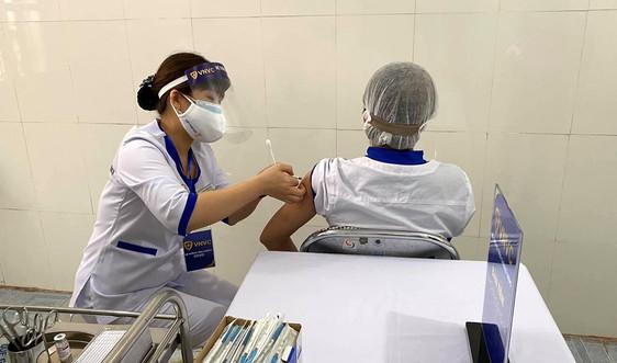 Lào Cai: Công bố 9 nhóm đối tượng được ưu tiên và miễn phí tiêm vắc xin phòng COVID-19