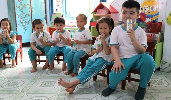 Sau 4 năm thực hiện, Sữa học đường Bến Tre nhận được nhiều điểm cộng