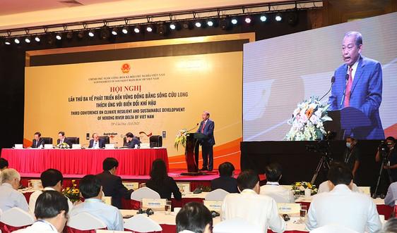 Thiết lập nền tảngcho Đồng bằng Sông Cửu Longtiếp tục phát triển thịnh vượng