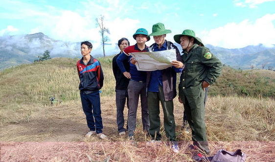 Điện Biên: Hướng tới đo đạc, quy chủ diện tích đất lâm nghiệp chưa có rừng
