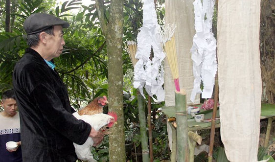 Nà Hẩu tổ chức Lễ hội Tết rừng