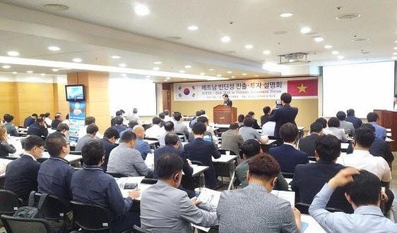 Bình Định tổ chức Hội thảo xúc tiến đầu tư Hàn Quốc theo hình thức trực tuyến