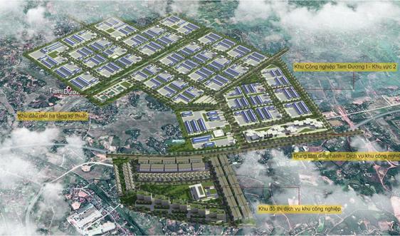 Tập đoàn Sơn Hà là nhà đầu tư KCN 162ha tại Vĩnh Phúc