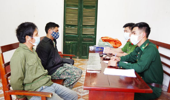 Điện Biên: Phá liên tiếp 2 chuyên án ma túy, thu 9 bánh heroin
