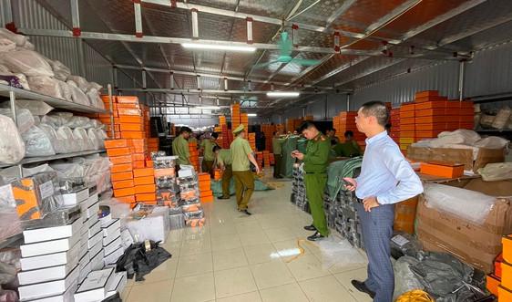 """Nhãn hiệu Hermès """"lớn nhất miền Bắc"""" được sản xuất tại Vụ Bản, Nam Định"""