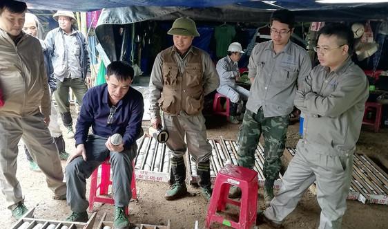 Điều tra đánh giá khoáng sản đứt gãy sông Hồng: Mở ra triển vọng tìm kiếm quặng