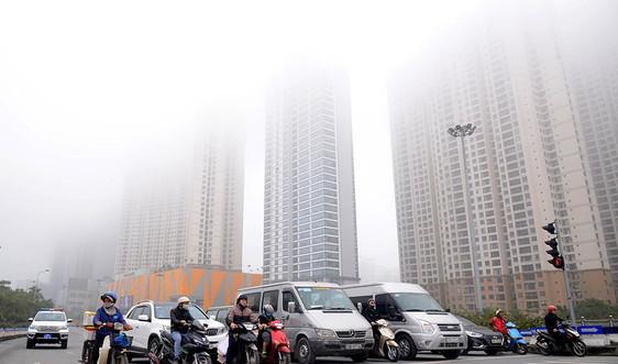 Bộ TN&MT ban hành Kế hoạch về kiểm soát ô nhiễm môi trường không khí