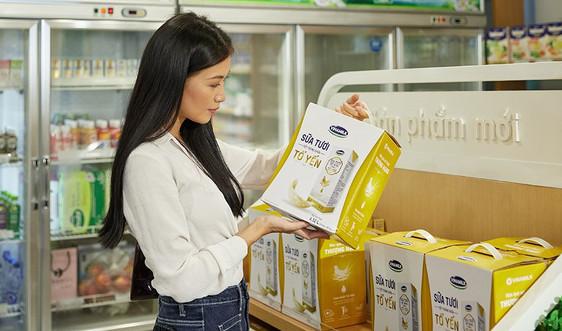 """Vinamilk tiếp tục """"tiến công"""" thị trường Singapore với dòng sản phẩm cao cấp"""