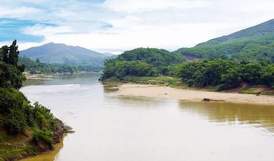 Lưu vực sông Vu Gia - Thu Bồn:Phối hợp sử dụnghiệu quả nguồn nước