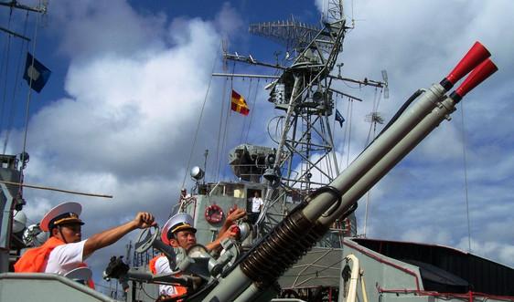 Giữ vững chủ quyền biển đảo Tây Nam