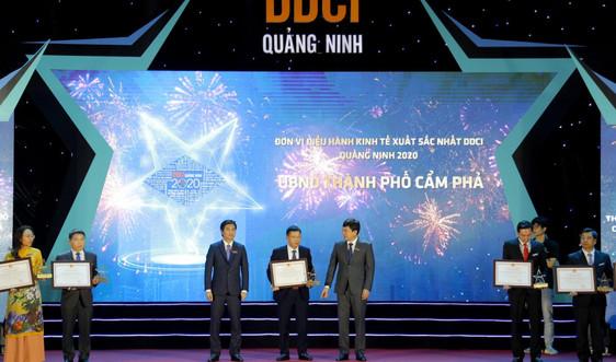 Quảng Ninh: Công bố chỉ số xếp hạng năng lực cạnh tranh cấp sở, ngành, địa phương năm 2020