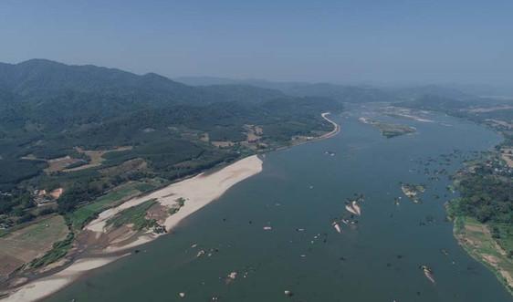 Theo dõi nguồn nước sông Mê Kông để điều hành sản xuất phù hợp