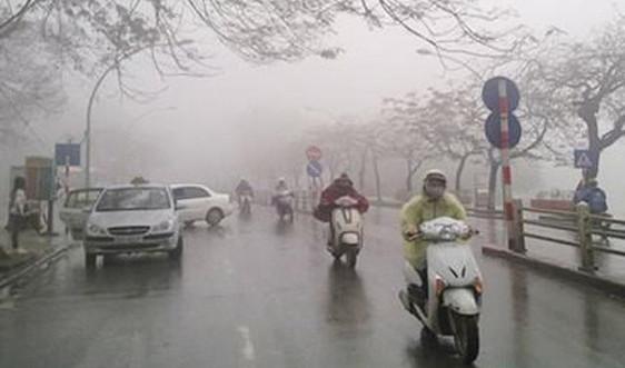 Dự báo thời tiết ngày 20/3: Không khí lạnh về, miền Bắc chuẩn bị đón mưa dông