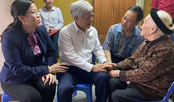Bí thư Trung ương Đảng, Bộ trưởng Chủ nhiệm UBDT Đỗ Văn Chiến làm việc với tỉnh Thái Nguyên về Chương trình MTQG