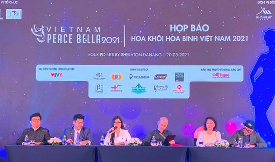 Thí sinh Hoa khôi Hòa Bình Việt Nam 2021 sẽ tham gia nhiều hoạt động bảo vệ môi trường biển