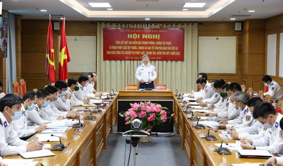 Bộ Tư lệnh Cảnh sát biển bắt giữ, xử lý hơn 250 vụ vi phạm trên biển và địa bàn ven biển trong đợt cao điểm