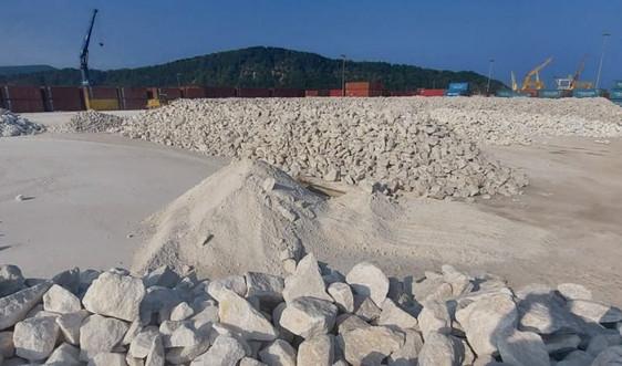 Xuất khẩu đá trắng: Cần cấm xuất thô để mang lại nhiều lợi ích cho quốc gia