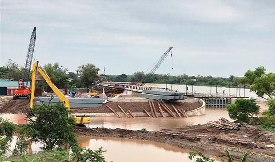 Khẩn trương hoàn thành dự án Âu Kim Đài phục vụ mùa mưa bão 2021