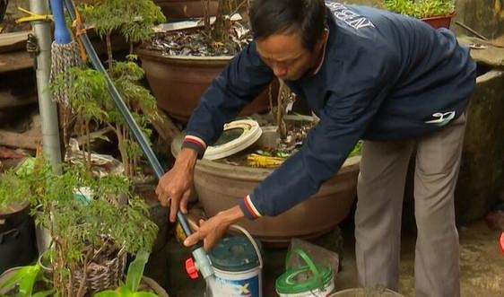 """Trạm cấp nước xuống cấp, dân """"khát"""" nước sạch"""