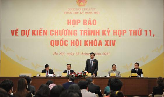 Quốc hội dành 7 ngày để kiện toàn 25 vị trí lãnh đạo Nhà nước